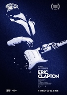 Eric Clapton: Life in 12 Bars - Czech Movie Poster (xs thumbnail)
