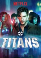 Titans - British Movie Poster (xs thumbnail)