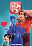 Ralph Breaks the Internet - International Movie Poster (xs thumbnail)