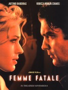 Femme Fatale - Teaser poster (xs thumbnail)