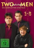 """Two and a Half Men"" - German DVD cover (xs thumbnail)"
