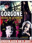 The Gorgon - Belgian Movie Poster (xs thumbnail)