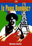 Paris brûle-t-il? - DVD cover (xs thumbnail)