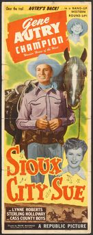 Sioux City Sue - Movie Poster (xs thumbnail)