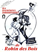 The Ribald Tales of Robin Hood - French Movie Poster (xs thumbnail)