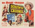 South of Caliente - Movie Poster (xs thumbnail)