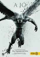 I, Frankenstein - Hungarian Movie Poster (xs thumbnail)