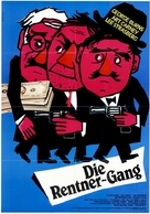 Going in Style - German Movie Poster (xs thumbnail)