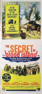 The Secret of Blood Island - Australian Movie Poster (xs thumbnail)