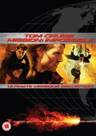 Mission: Impossible II - British DVD movie cover (xs thumbnail)