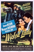 The Wicked Lady - Movie Poster (xs thumbnail)