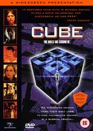Cube - British DVD cover (xs thumbnail)