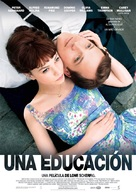 An Education - Mexican Movie Poster (xs thumbnail)