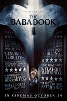 The Babadook - British Movie Poster (xs thumbnail)