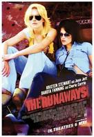 The Runaways - Singaporean Movie Poster (xs thumbnail)