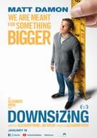 Downsizing - Lebanese Movie Poster (xs thumbnail)
