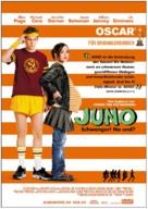 Juno - Swiss Movie Poster (xs thumbnail)