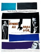 The Man with the Golden Arm - French Movie Poster (xs thumbnail)