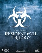 Resident Evil: Afterlife - Blu-Ray cover (xs thumbnail)