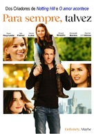 Definitely, Maybe - Portuguese Movie Cover (xs thumbnail)