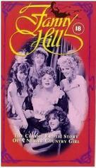 Fanny Hill - British VHS cover (xs thumbnail)