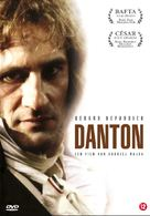 Danton - Dutch Movie Cover (xs thumbnail)