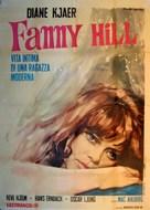 Fanny Hill - Movie Poster (xs thumbnail)