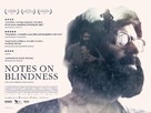 Notes on Blindness - British Movie Poster (xs thumbnail)