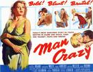 Man Crazy - British Movie Poster (xs thumbnail)