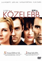 Closer - Hungarian Movie Cover (xs thumbnail)