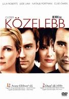 Closer - Hungarian Movie Cover (xs thumbnail)