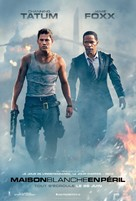 White House Down - Canadian Movie Poster (xs thumbnail)
