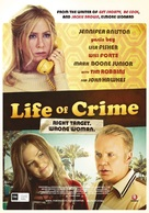 Life of Crime - New Zealand Movie Poster (xs thumbnail)