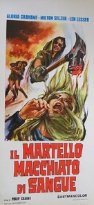 Blood and Lace - Italian Movie Poster (xs thumbnail)