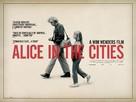 Alice in den Städten - British Movie Poster (xs thumbnail)