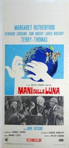 The Mouse on the Moon - Italian Movie Poster (xs thumbnail)