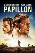Papillon - Movie Cover (xs thumbnail)
