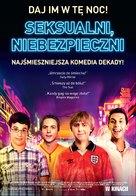 The Inbetweeners Movie - Polish Movie Poster (xs thumbnail)