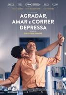 Plaire, aimer et courir vite - Portuguese Movie Poster (xs thumbnail)