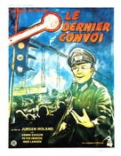 Der Transport - French Movie Poster (xs thumbnail)
