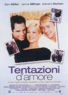 Keeping The Faith - Italian Movie Poster (xs thumbnail)