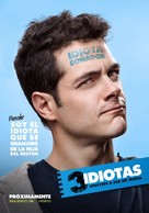 3 Idiotas - Mexican Character movie poster (xs thumbnail)