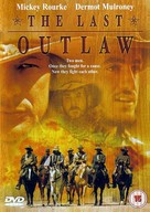 The Last Outlaw - British DVD cover (xs thumbnail)
