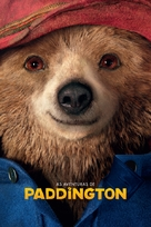 Paddington - Brazilian Movie Cover (xs thumbnail)