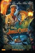 Jungle Cruise - Australian Movie Poster (xs thumbnail)