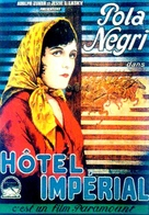 Hotel Imperial - French Movie Poster (xs thumbnail)