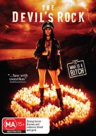 The Devil's Rock - Australian DVD cover (xs thumbnail)