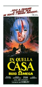 Buio Omega - Italian Re-release poster (xs thumbnail)