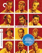 12 Angry Men - Blu-Ray movie cover (xs thumbnail)
