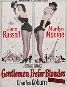 Gentlemen Prefer Blondes - poster (xs thumbnail)